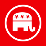 GOP red